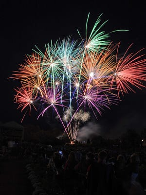 The Oregon Gardens hosts a night of fireworks and fun 10 p.m. July 3.