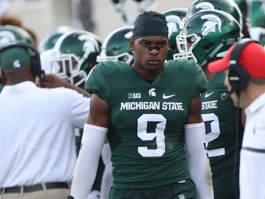 Michigan State players in NFL draft