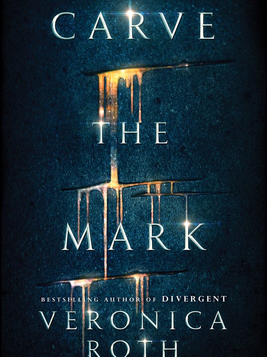 Watch Veronica Roth's live chat on 'Carve the Mark'