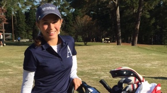 Asheville School sophomore Rachel Kuehn has committed