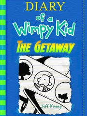 'Diary of a Wimpy Kid: The Getaway' will be published