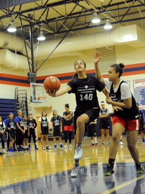 Kiya Dorroh is in the recruiting fast lane with five Pac-12 offers since June before ever playing a high school basketball game