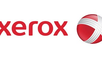 File photo taken in 2011 shows image of Xerox's corporate logo