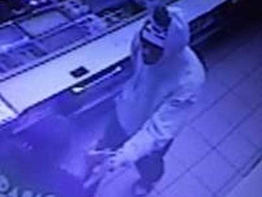 Vineland Police released this surveillance image from
