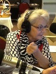 Sally Karioth.