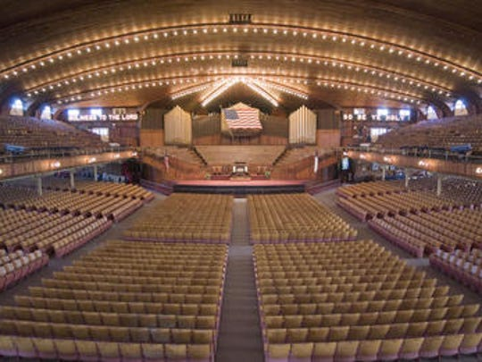 The Great Auditorium