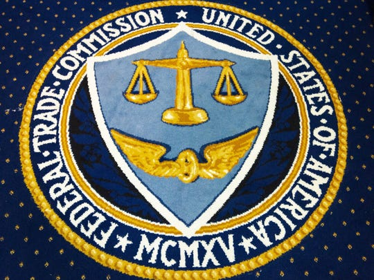 The Federal Trade Commission sued AT&T.