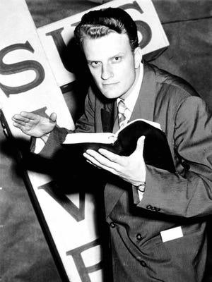 Billy Graham, the world's best-known evangelist, has died at age 99.