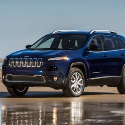 The 2014 Jeep Cherokee is one of the vehicle affected by the recall