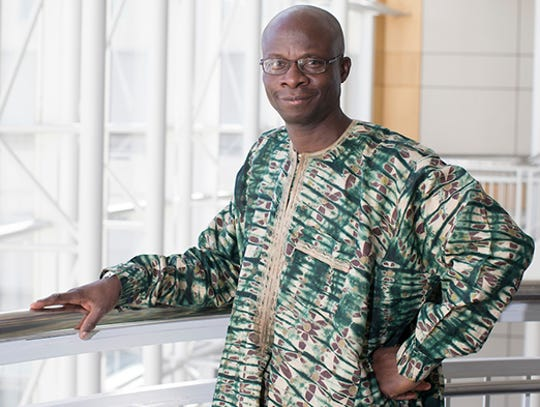 Bukola Oyeniyi is from Nigeria. He says more needs