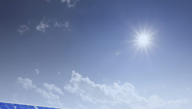 Getty Images/iStockphoto solar energy
