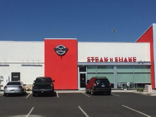 Steak 'n Shake opened in July 2017 in South Reno. The