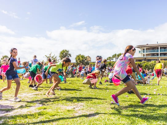 The Vero Beach Easter Parade will include a children's