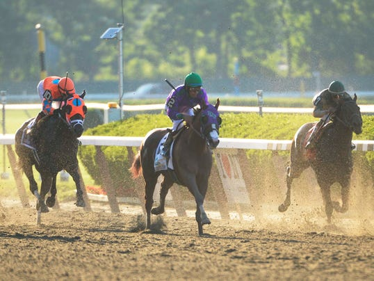 USP Horse Racing_ 146th Belmont Stakes_002