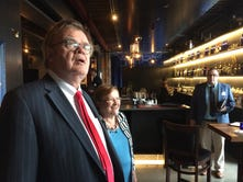 Garrison Keillor says Donald Trump should be governor of Iowa