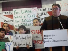 Polk County berates GOP lawmakers for minimum wage, collective bargaining bills