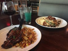 Dining out: Swing and a miss at Red Seven Bar & Grill
