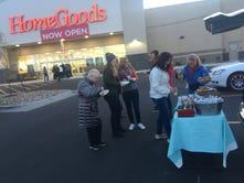 It's shopping day: Marshalls, HomeGoods, Carter's/OshKosh now open at Lake Lorraine