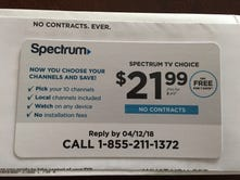 Spectrum wants you back: A-la-carte deal targets cord-cutters