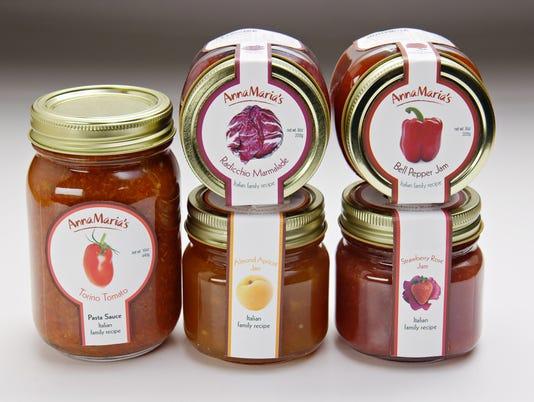 AnnaMaria's jams