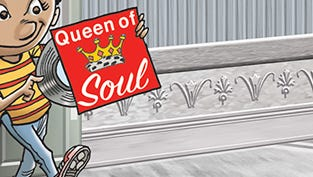 The queen of soul passes away.