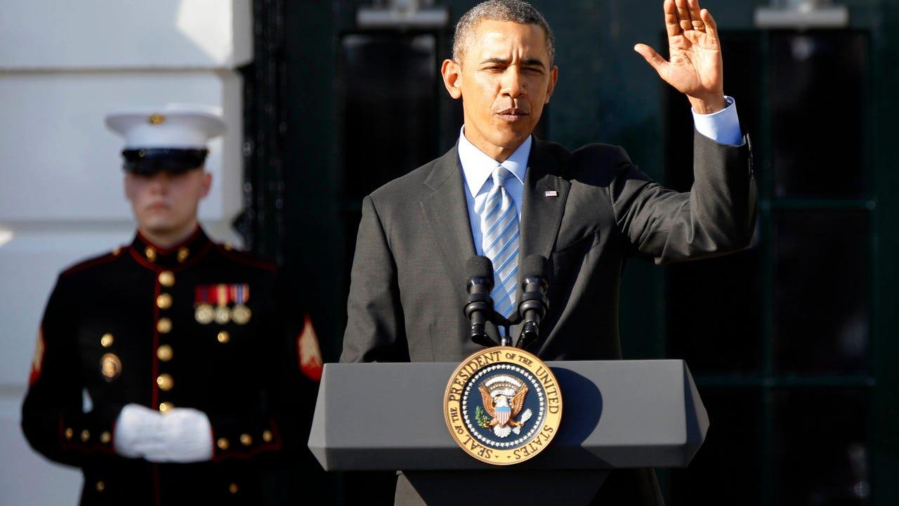 Here are some books Barack Obama loves