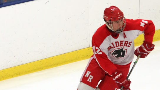 North Rockland defeated White Plains 3-1 during hockey