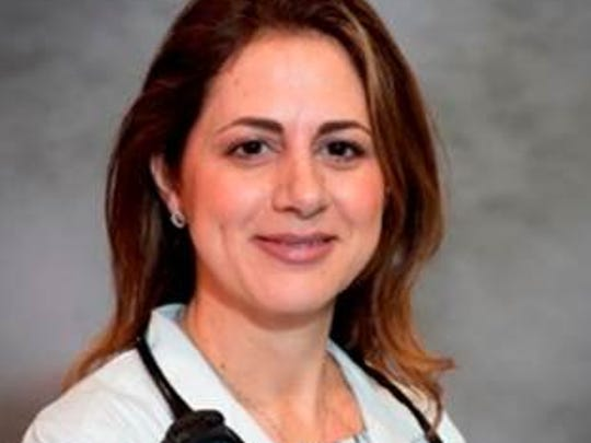 Dr. Carla Cangemi, MD., director of Infant Toddler Program, Children's Specialized Hospital.