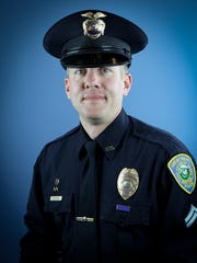 Great Falls Police Officer Clint Houston