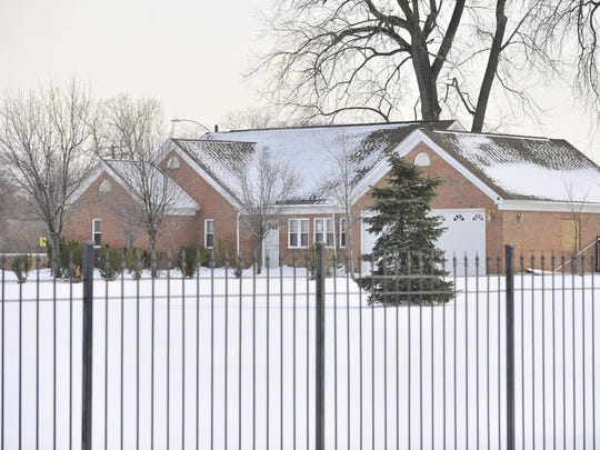 This home at 19001 Conant is allegedly owned by late