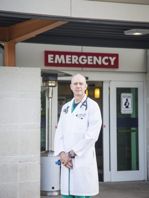 Dr. Jay Goldstein, Medical Director of Emergency Medicine, Memorial Health