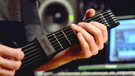 Jamstik is manufactured in Sioux Falls.
