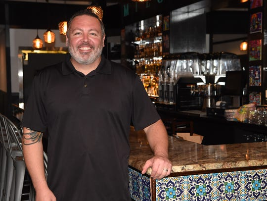 Jeremy Phillips, owner of Milo's Cantina and Schatzi's