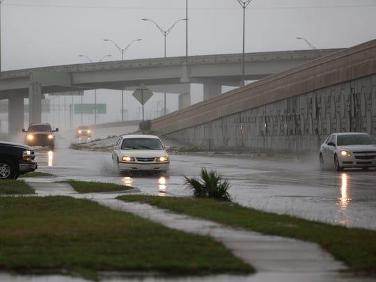Heavy rain is expected across South Texas as a tropical disturbance approaches the area.