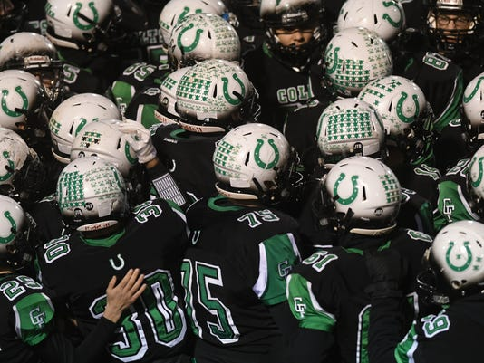 Football: Bellevue vs. Clear Fork