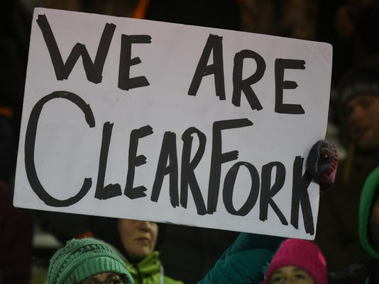 Football: Bellevue vs. Clear Fork