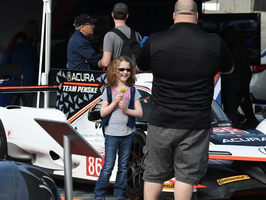 May 4, 2018 MAY 4  - 6, 2018 IMSA returned to the Mid-Ohio Sports Car Course on Friday for the Acura Sports Car Challenge at Mid-Ohio.