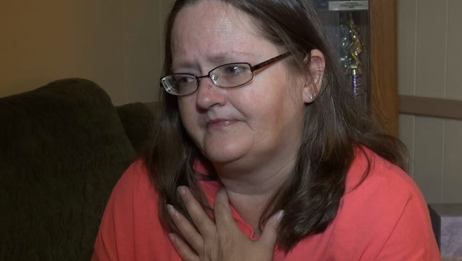 Jessica Chambers' mother, Lisa Daugherty, appeals to people to come forward with information.