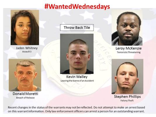 #WantedWednesdays