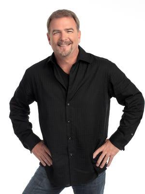 Comedian Bill Engvall.