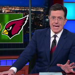 Stephen Colbert wants to fix the NFL's coin flip problem.