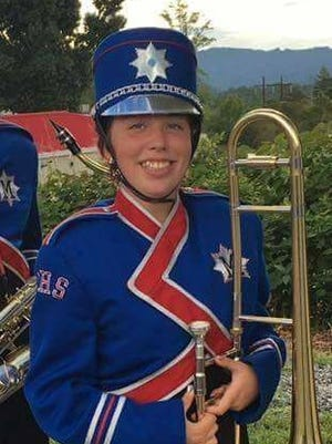 Lillith DeCarlo, an eighth-grader at Madison Middle School, died April 19 after a car she was traveling in was struck by a wrong-way driver on U.S. 25-70.