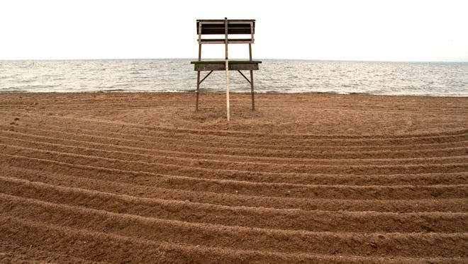 On June 29,  2018, two dozenbeaches across the state are closedor have contamination advisories because of elevated bacteria levels ahead of a scorching hot weekend forecast for metro Detroit.