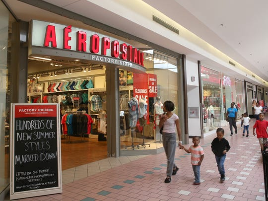 Aeropostale has already changed over to a factory store
