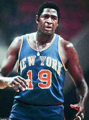 Willis Reed from his days with the New York Knicks.