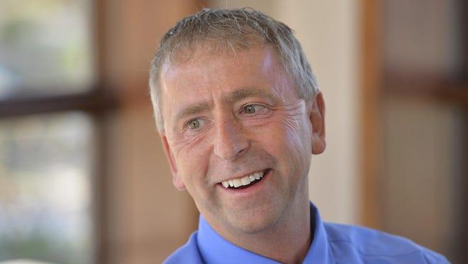 St. Cloud Mayor Dave Kleis