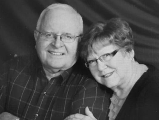 Anniversaries: Allen Stucky & Joyce Stucky