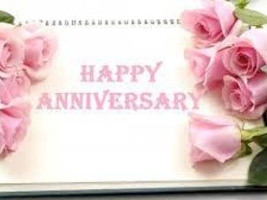 Anniversaries: john cahoon
