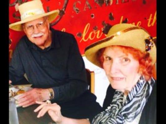 Anniversaries: Priscilla Silver & Charles Silver
