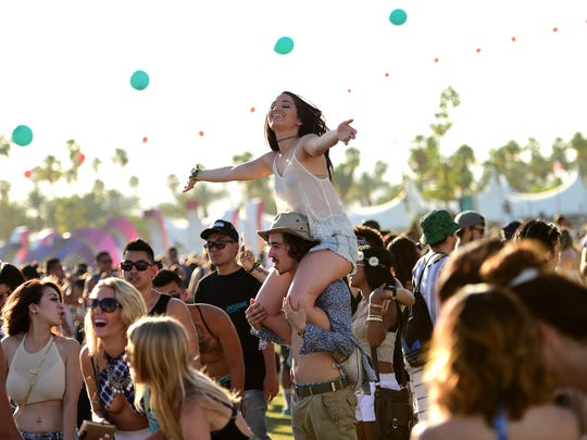 Coachella has become internationally famous, but, for local residents who remember the early days, it was 'an experience you never imagined possible.'